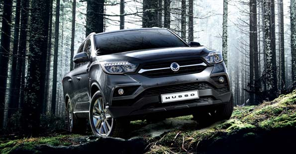 Search Used Cars at Red Rose SsangYong